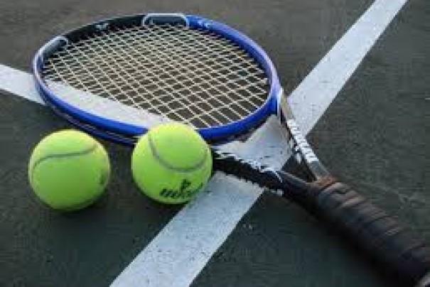 Zpráva tenisového oddílu