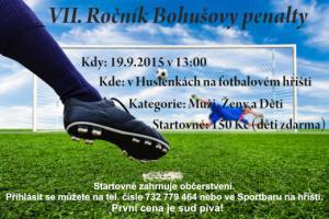 Bohušovy penalty